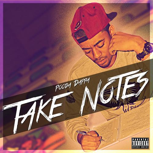 Pooda_Dappa_Take_Notes_ep-front-large
