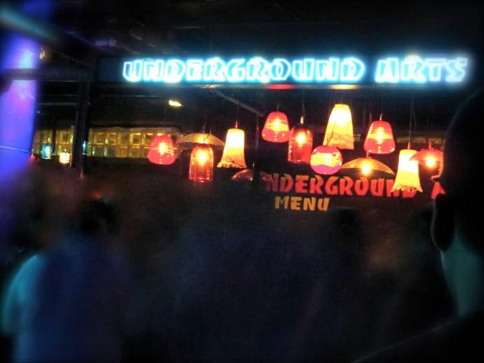 underground arts