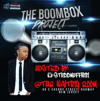 boombox host