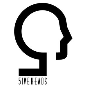 5iveheads logo