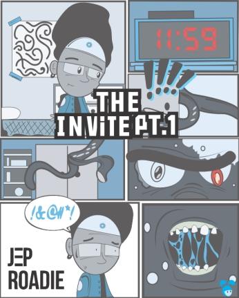 The Invite Pt.1 (Minute til Midnight) Artwork